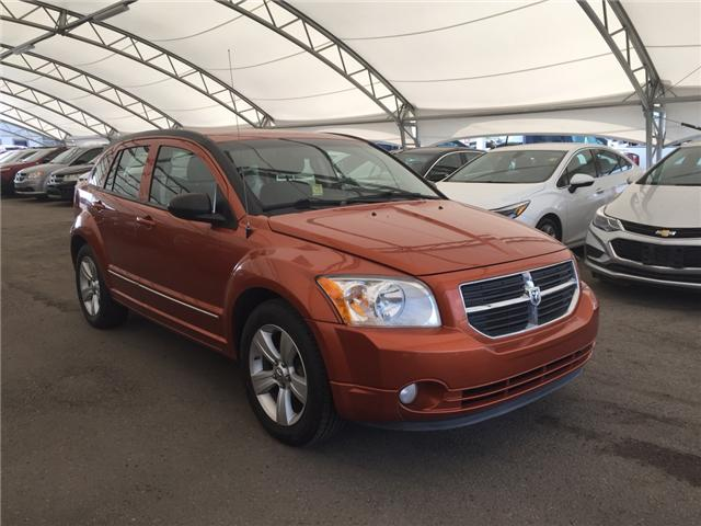 2011 Dodge Caliber SXT (Stk: 166388) in AIRDRIE - Image 1 of 16