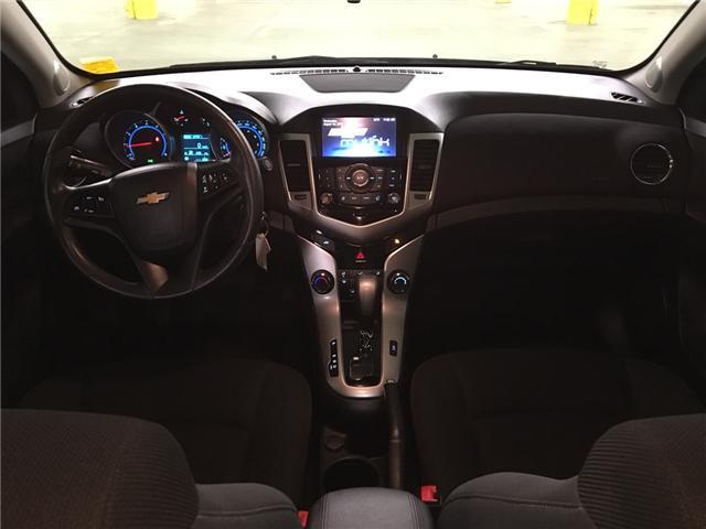 2016 Chevrolet Cruze Limited 1LT (Stk: WE046) in Edmonton - Image 11 of 18