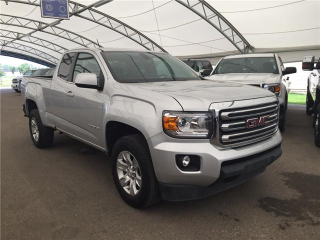 2017 GMC Canyon SLE (Stk: 154474) in AIRDRIE - Image 1 of 20