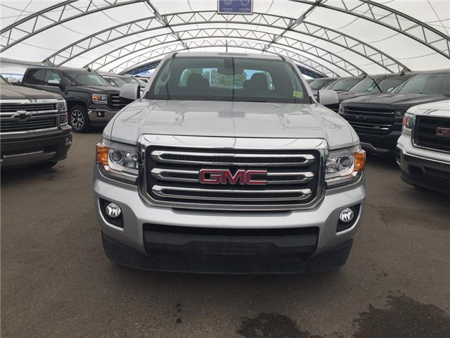 2017 GMC Canyon SLE (Stk: 154474) in AIRDRIE - Image 2 of 20