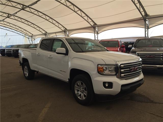 2018 GMC Canyon SLE (Stk: 166865) in AIRDRIE - Image 1 of 19