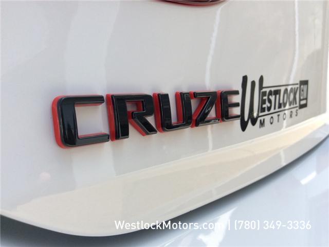 2018 Chevrolet Cruze LT Auto (Stk: 18C20) in Westlock - Image 5 of 22
