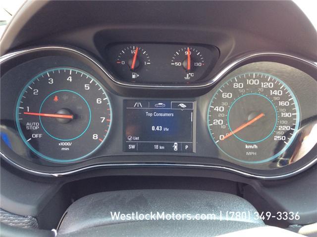 2018 Chevrolet Cruze LT Auto (Stk: 18C20) in Westlock - Image 20 of 22