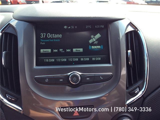 2018 Chevrolet Cruze LT Auto (Stk: 18C20) in Westlock - Image 21 of 22