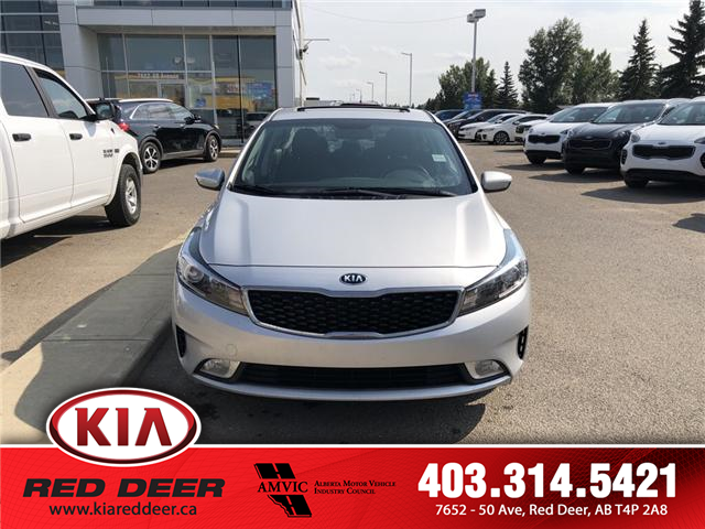 2017 Kia Forte EX+ (Stk: 8SP4048B) in Red Deer - Image 2 of 10