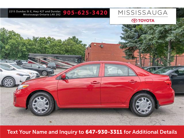 2013 Toyota Corolla CE (Stk: 19704) in Mississauga - Image 2 of 17