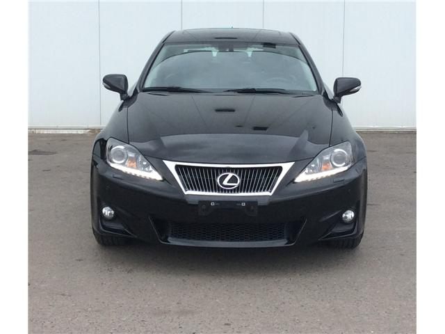 2012 Lexus IS 350 Base (Stk: V18097A) in Sault Ste. Marie - Image 2 of 10