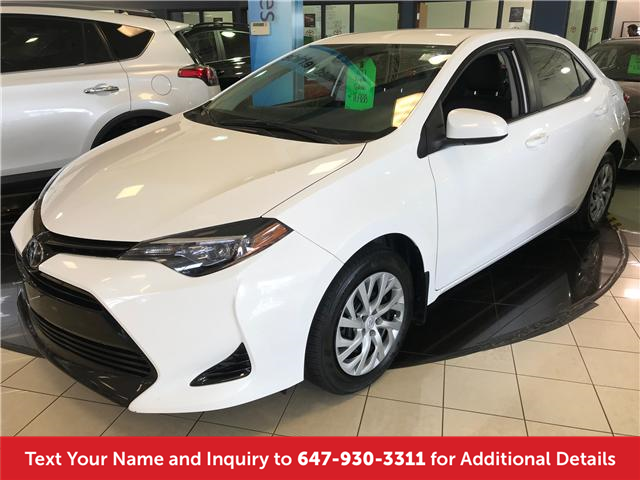 2017 Toyota Corolla LE (Stk: 19703) in Mississauga - Image 1 of 15