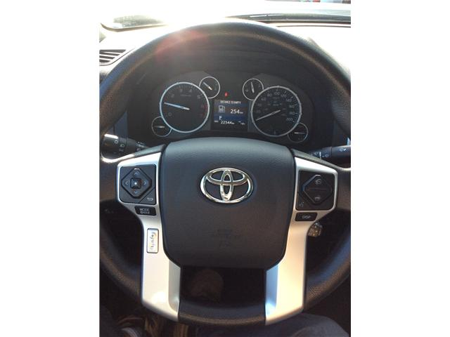 2017 Toyota Tundra SR5 Plus 5.7L V8 (Stk: P4930) in Sault Ste. Marie - Image 8 of 10