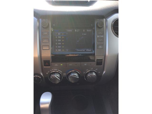 2017 Toyota Tundra SR5 Plus 5.7L V8 (Stk: P4930) in Sault Ste. Marie - Image 9 of 10