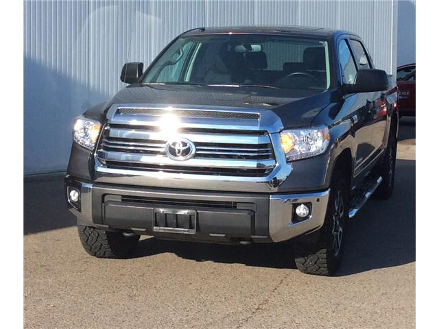 2017 Toyota Tundra SR5 Plus 5.7L V8 (Stk: P4930) in Sault Ste. Marie - Image 1 of 10