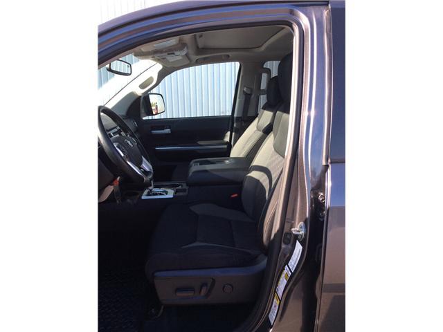 2017 Toyota Tundra SR5 Plus 5.7L V8 (Stk: P4930) in Sault Ste. Marie - Image 6 of 10