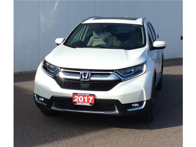 2017 Honda CR-V Touring (Stk: M18279A) in Sault Ste. Marie - Image 1 of 10