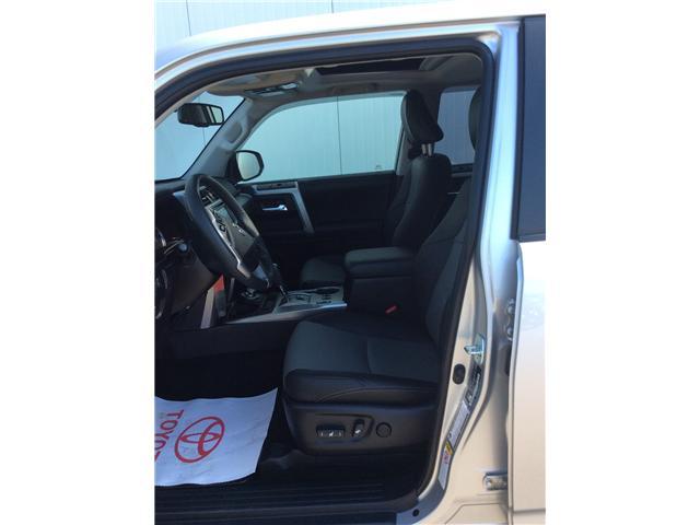 2017 Toyota 4Runner SR5 (Stk: V18243A) in Sault Ste. Marie - Image 6 of 11