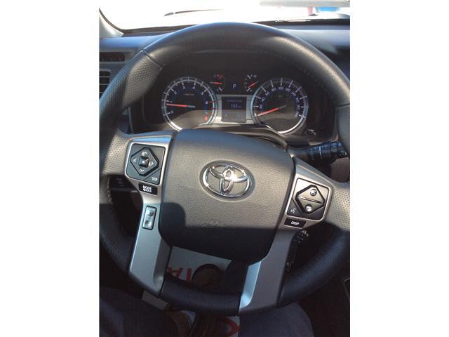 2017 Toyota 4Runner SR5 (Stk: V18243A) in Sault Ste. Marie - Image 9 of 11