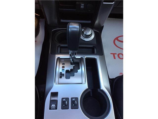 2017 Toyota 4Runner SR5 (Stk: V18243A) in Sault Ste. Marie - Image 11 of 11