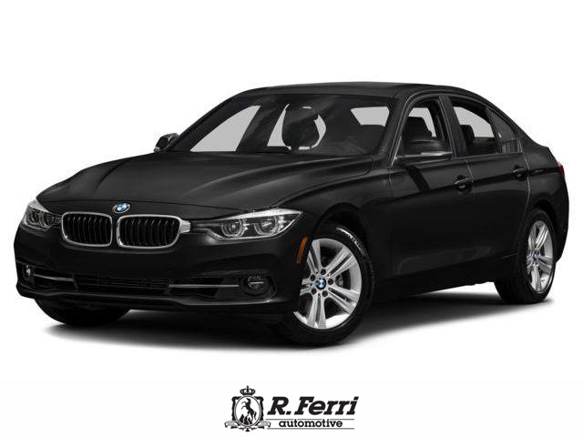 2018 BMW 330 i xDrive (Stk: 27331) in Woodbridge - Image 1 of 9
