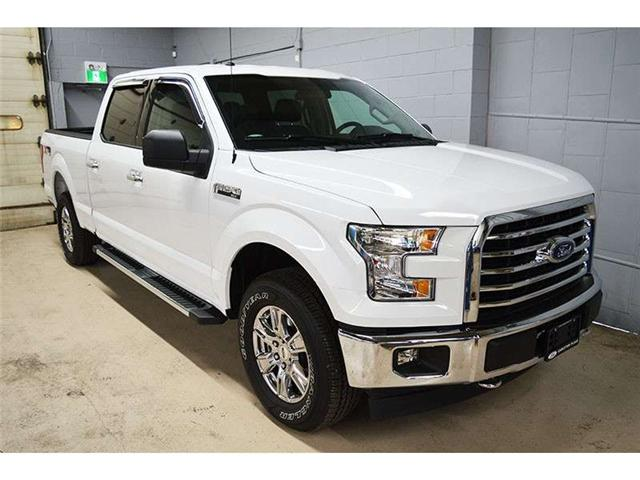 2017 Ford F-150 XLT SUPERCREW 4X4 - BACKUP CAM* ALLOY WHEELS * A/C (Stk: B2705) in Kingston - Image 2 of 28