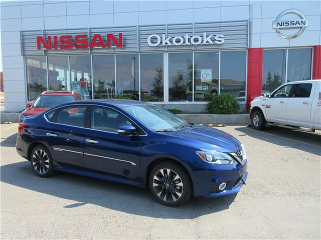 2017 Nissan Sentra 1.6 SR Turbo (Stk: 86) in Okotoks - Image 1 of 19