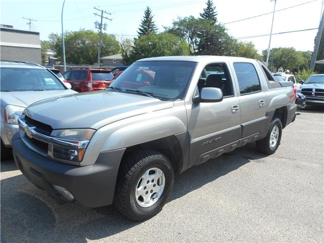 2003 Chevrolet Avalanche 1500 Base (Stk: CBK2480) in Regina - Image 1 of 17