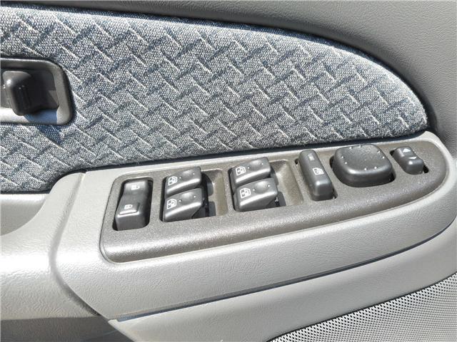 2003 Chevrolet Avalanche 1500 Base (Stk: CBK2480) in Regina - Image 9 of 17