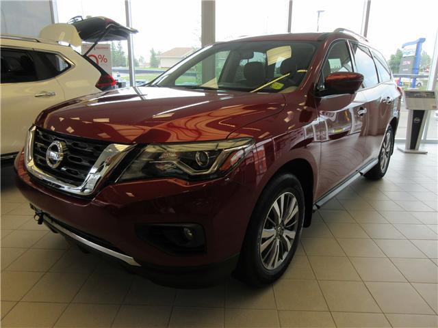 2018 Nissan Pathfinder SL Premium (Stk: 207) in Okotoks - Image 14 of 23
