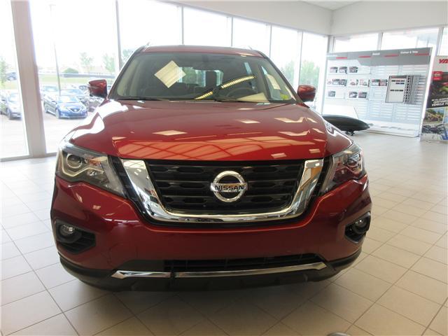 2018 Nissan Pathfinder SL Premium (Stk: 207) in Okotoks - Image 15 of 23