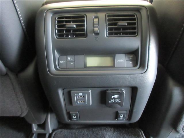 2018 Nissan Pathfinder SL Premium (Stk: 207) in Okotoks - Image 21 of 23