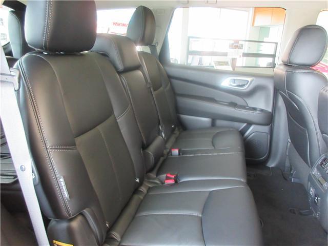 2018 Nissan Pathfinder SL Premium (Stk: 207) in Okotoks - Image 17 of 23