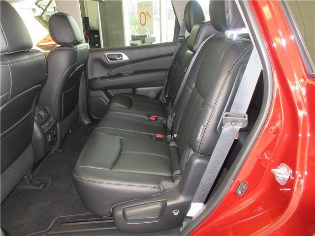 2018 Nissan Pathfinder SL Premium (Stk: 207) in Okotoks - Image 19 of 23