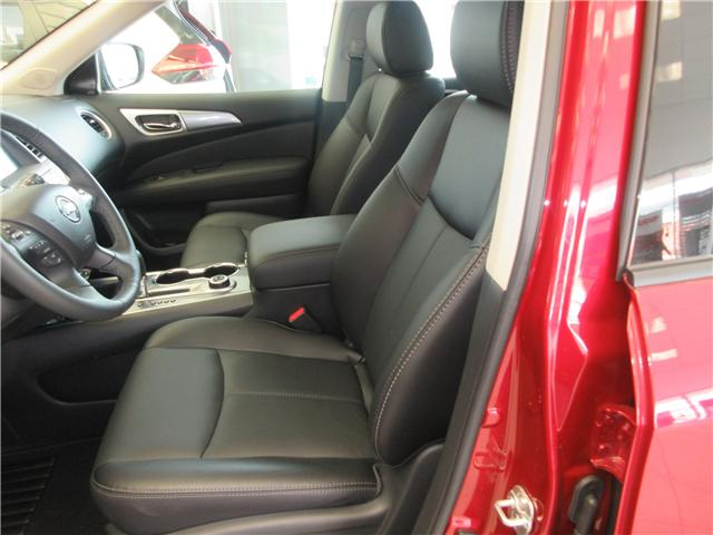 2018 Nissan Pathfinder SL Premium (Stk: 207) in Okotoks - Image 9 of 23
