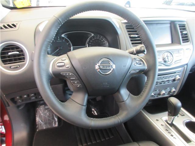 2018 Nissan Pathfinder SL Premium (Stk: 207) in Okotoks - Image 4 of 23