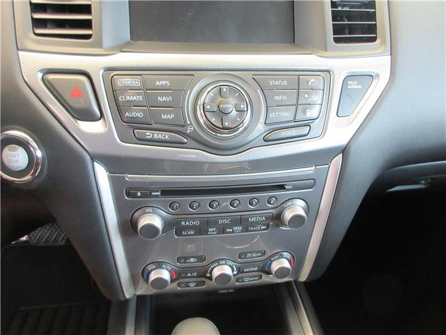 2018 Nissan Pathfinder SL Premium (Stk: 207) in Okotoks - Image 7 of 23