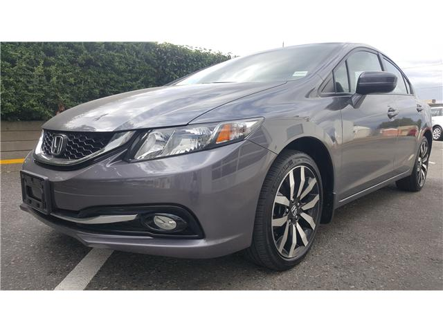 2014 Honda Civic Touring (Stk: G0042) in Abbotsford - Image 1 of 20