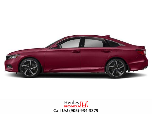 2018 Honda Accord Sport (Stk: H17449) in St. Catharines - Image 2 of 9