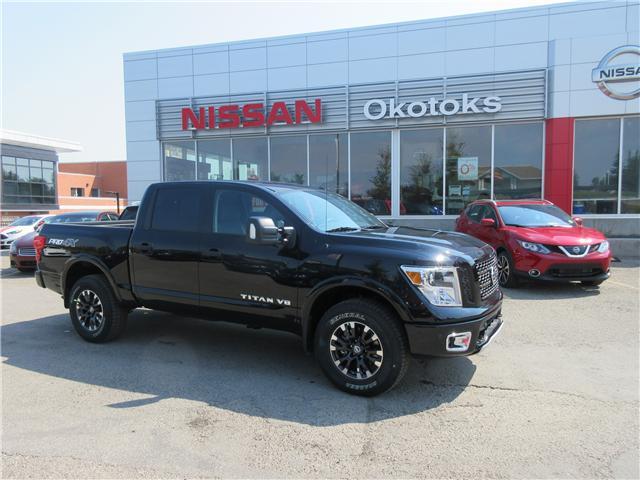2018 Nissan Titan PRO 4X (Stk: 7258) In Okotoks   Image 1 ...