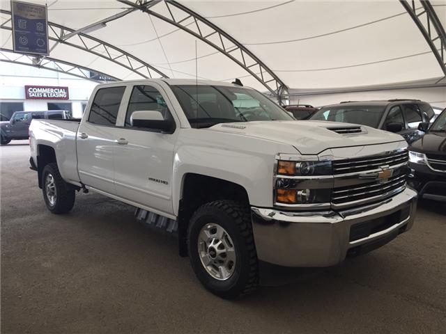 2018 Chevrolet Silverado 2500HD LT (Stk: 166661) in AIRDRIE - Image 1 of 18