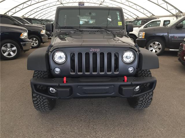 2017 Jeep Wrangler Unlimited Rubicon (Stk: 166849) in AIRDRIE - Image 2 of 20