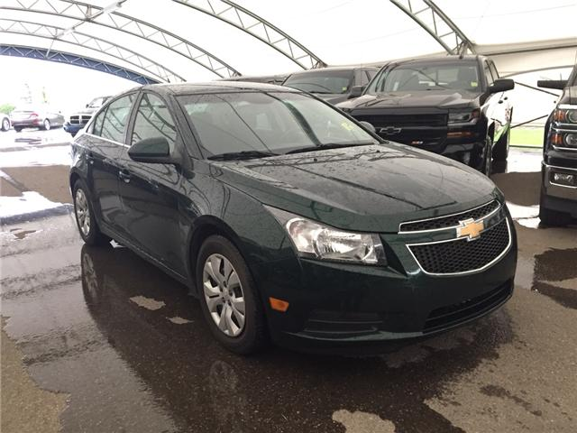 2014 Chevrolet Cruze 1LT (Stk: 166722) in AIRDRIE - Image 1 of 18