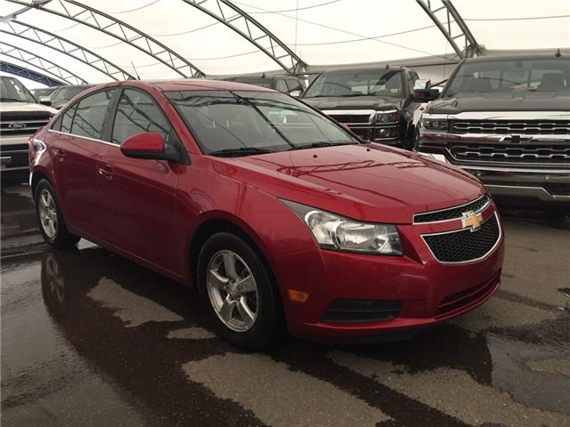 2012 Chevrolet Cruze LT Turbo (Stk: 70304) in AIRDRIE - Image 1 of 10