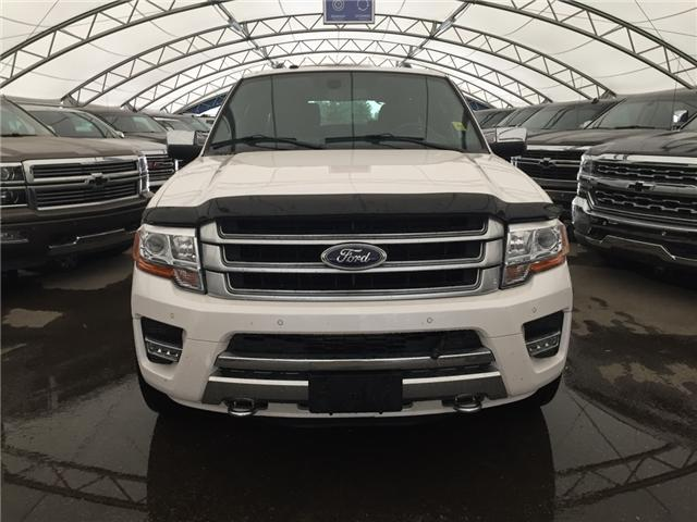 2017 Ford Expedition Max Platinum (Stk: 162913) in AIRDRIE - Image 2 of 24