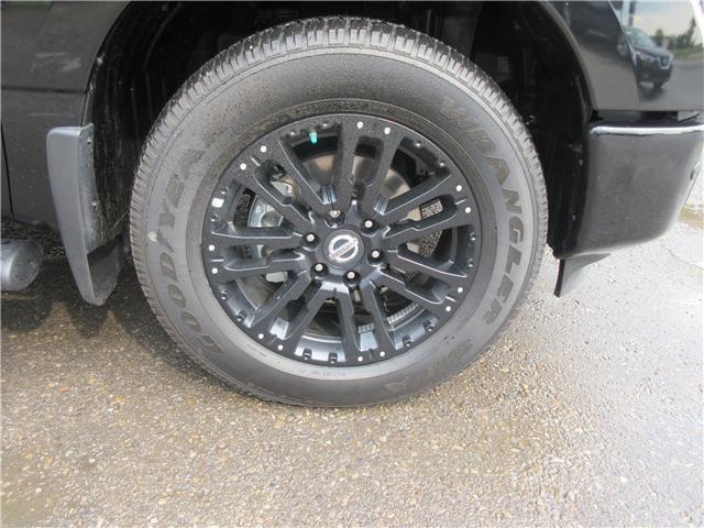 2018 Nissan Titan SV Midnight Edition (Stk: 6781) in Okotoks - Image 17 of 21