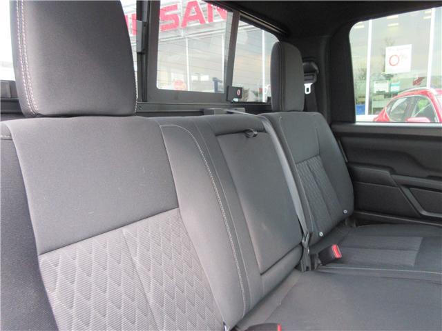2018 Nissan Titan SV Midnight Edition (Stk: 6781) in Okotoks - Image 14 of 21