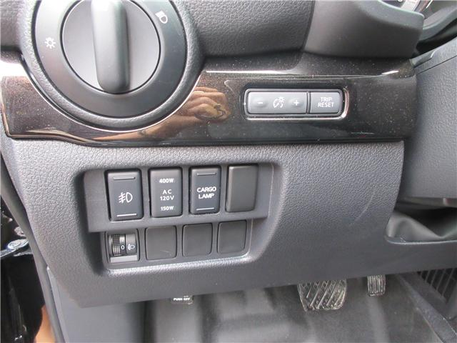 2018 Nissan Titan SV Midnight Edition (Stk: 6781) in Okotoks - Image 11 of 21
