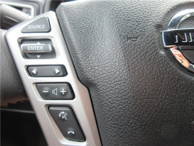 2018 Nissan Titan SV Midnight Edition (Stk: 6781) in Okotoks - Image 9 of 21