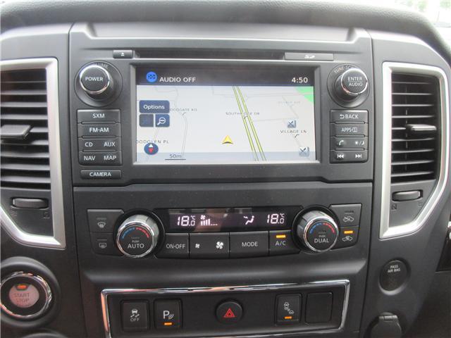 2018 Nissan Titan SV Midnight Edition (Stk: 6781) in Okotoks - Image 6 of 21