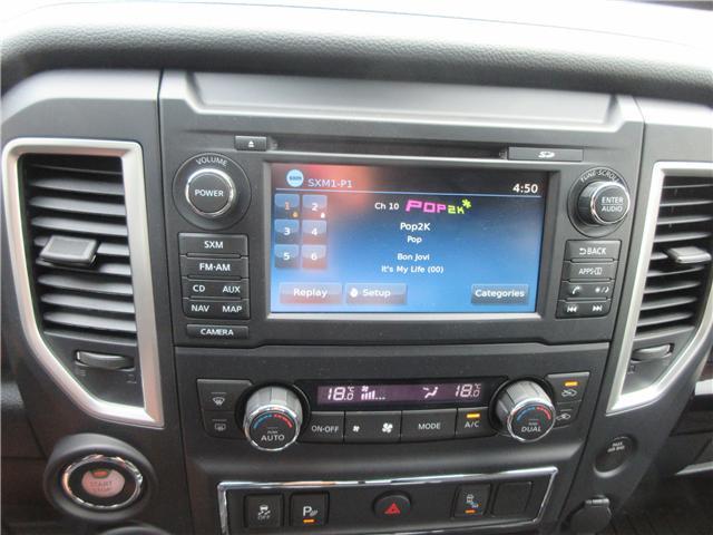 2018 Nissan Titan SV Midnight Edition (Stk: 6781) in Okotoks - Image 8 of 21