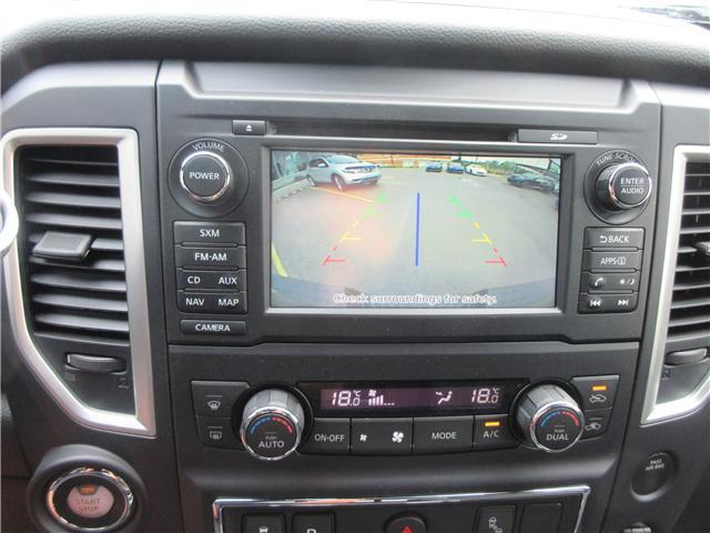 2018 Nissan Titan SV Midnight Edition (Stk: 6781) in Okotoks - Image 7 of 21