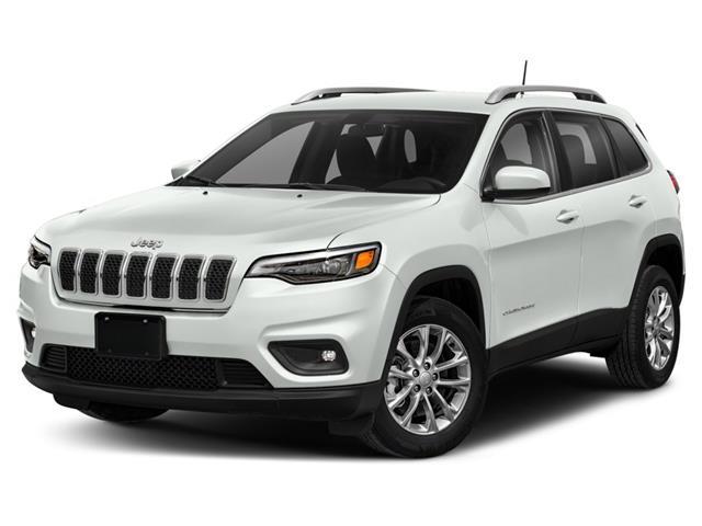2021 Jeep Cherokee North (Stk: 1C4PJM) in Kingston - Image 1 of 9