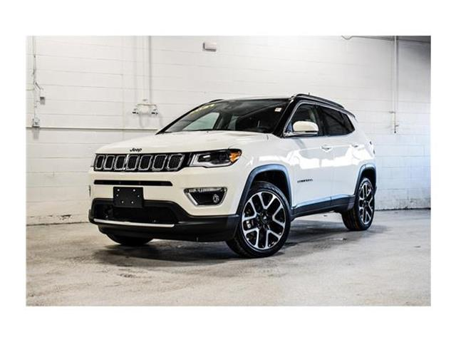 2021 Jeep Compass Limited (Stk: 21J054) in Kingston - Image 1 of 30